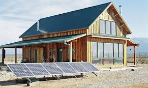 designing an off grid house